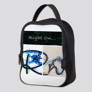 Right On Night Neoprene Lunch Bag