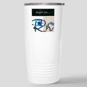 Right On Night Travel Mug