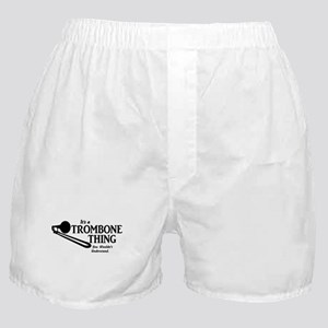 Trombone Thing Boxer Shorts
