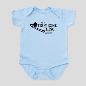 Trombone Thing Body Suit