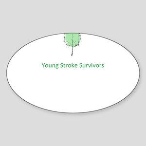YSS Logo Sticker