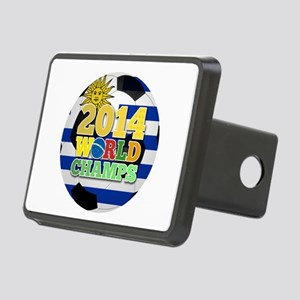 2014 World Champs Ball - Uruguay Hitch Cover