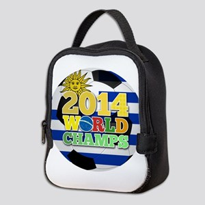 2014 World Champs Ball - Uruguay Neoprene Lunch Ba