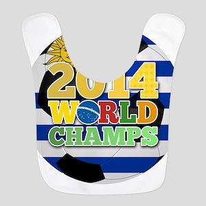 2014 World Champs Ball - Uruguay Bib