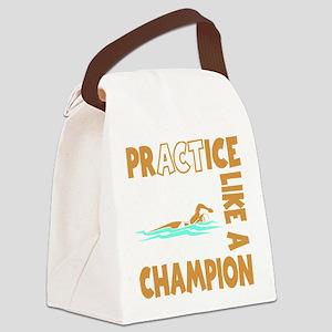 CHAMPION SWIM Canvas Lunch Bag
