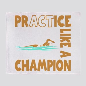 CHAMPION SWIM Throw Blanket