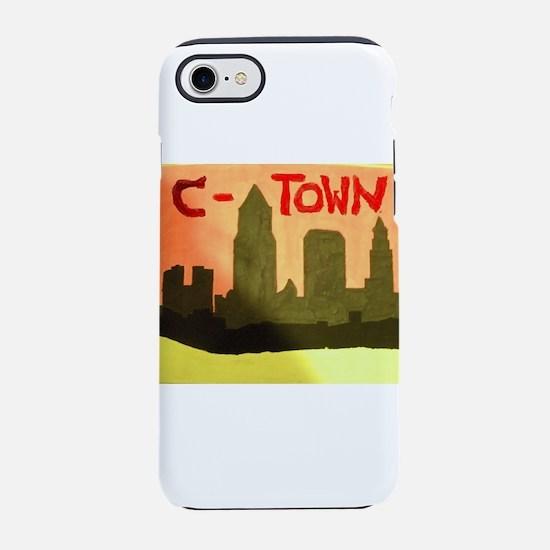 ctown iPhone 7 Tough Case
