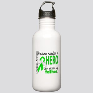 Lymphoma HeavenNeededH Stainless Water Bottle 1.0L