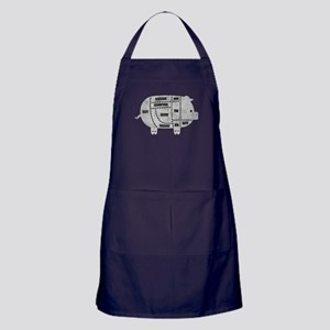 Pork Cuts III Apron (dark)