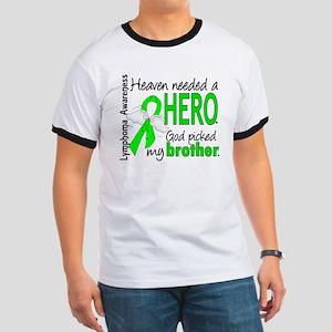 Lymphoma HeavenNeededHero1 Ringer T