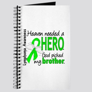 Lymphoma HeavenNeededHero1 Journal