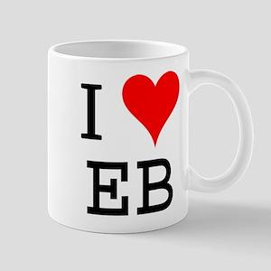 I Love EB Mug