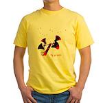 Go South | Yellow T-Shirt
