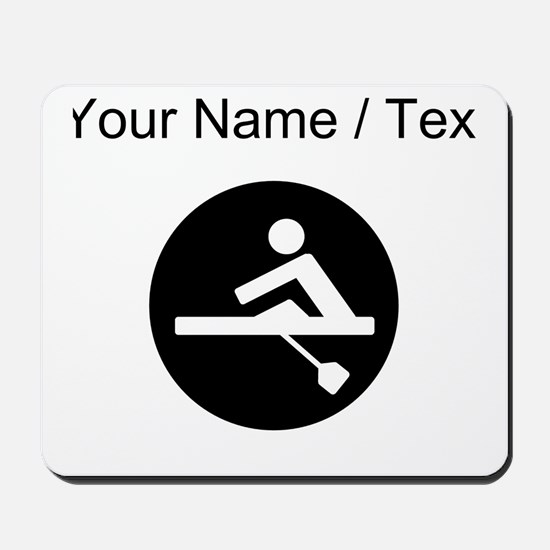 Custom Rowing Mousepad
