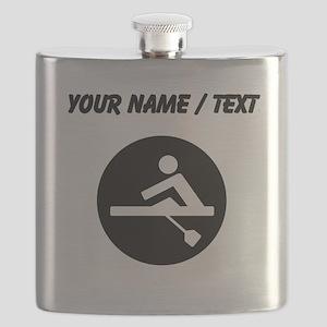 Custom Rowing Flask
