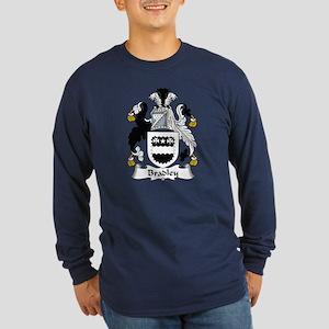 Bradley Long Sleeve Dark T-Shirt