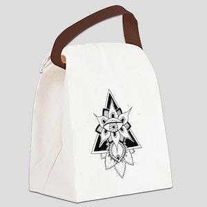 EyeAm Canvas Lunch Bag