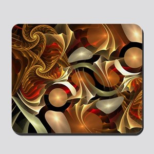 Abstract Design Mousepad