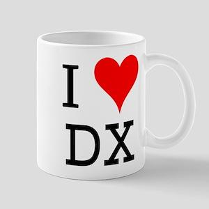 I Love DX Mug