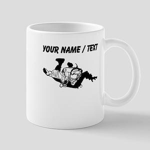 Custom Skydiver Mugs