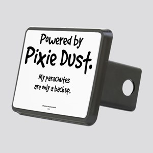 Powered by Pixie Dust Rectangular Hitch Cover