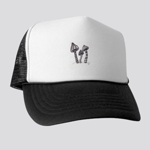 TripleShroom Trucker Hat