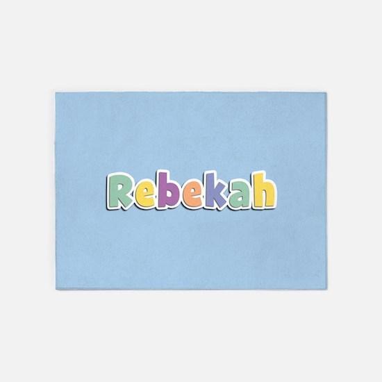 Rebekah Spring14 5'x7'Area Rug