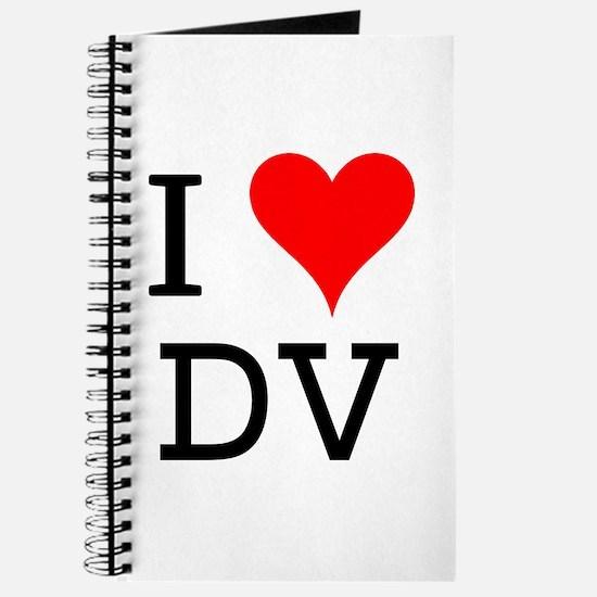 I Love DV Journal