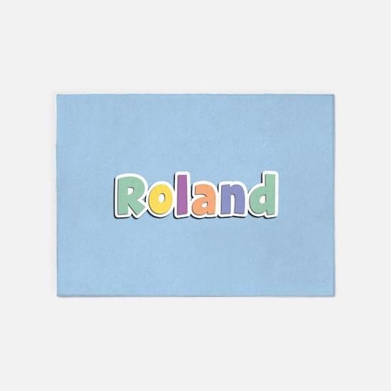 Roland Spring14 5'x7'Area Rug