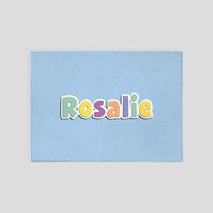 Rosalie Spring14 5'x7'Area Rug