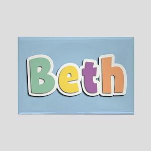 Beth Spring14 Rectangle Magnet