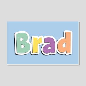 Brad Spring14 20x12 Wall Decal