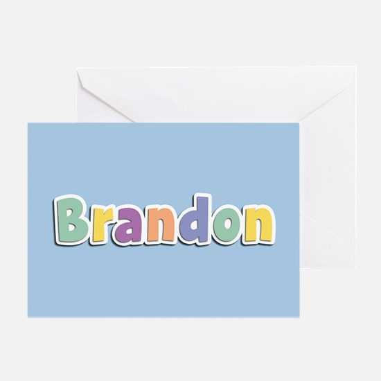 Brandon Spring14 Greeting Card