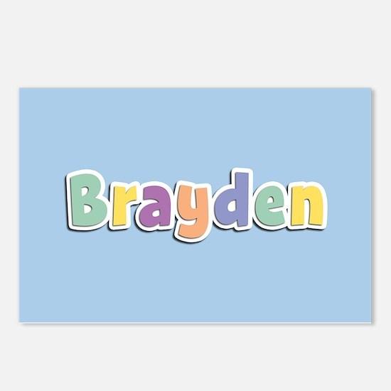 Brayden Spring14 Postcards (Package of 8)