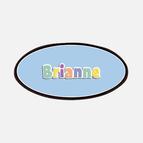 Brianne Spring14 Patches