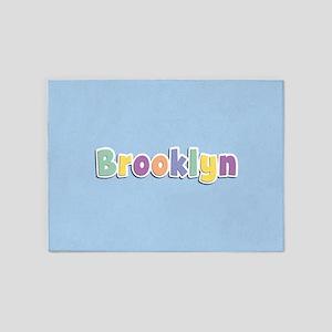Brooklyn Spring14 5'x7'Area Rug