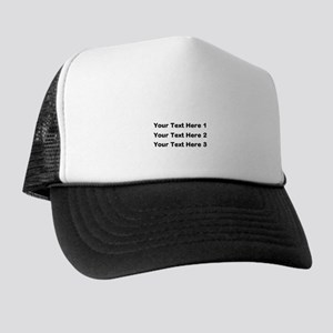 Make Personalized Gifts Trucker Hat