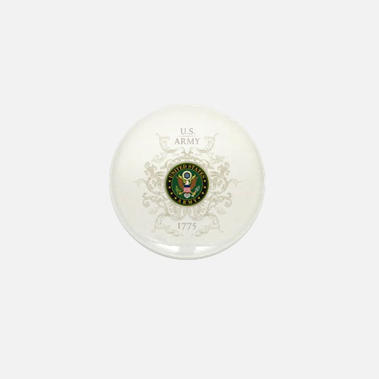 US Army Seal 1775 Vintage Mini Button