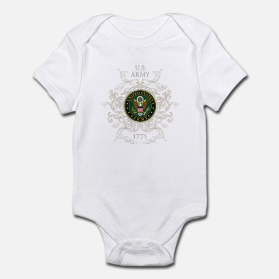 US Army Seal 1775 Vintage Infant Bodysuit