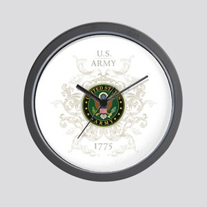 US Army Seal 1775 Vintage Wall Clock