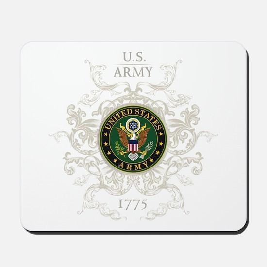 US Army Seal 1775 Vintage Mousepad