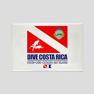 Dive Costa Rica Magnets