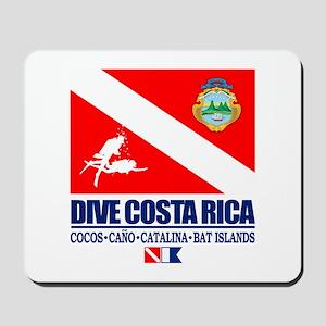 Dive Costa Rica Mousepad