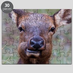Funny Elk Puzzle