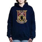 USS FORRESTAL Women's Hooded Sweatshirt