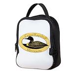 Grand Rapids Loon Neoprene Lunch Bag