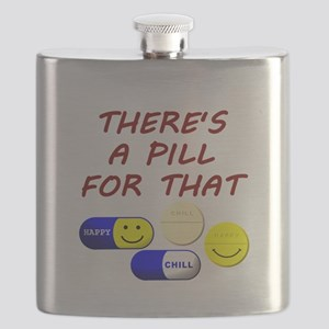 There's A Pill For That Flask