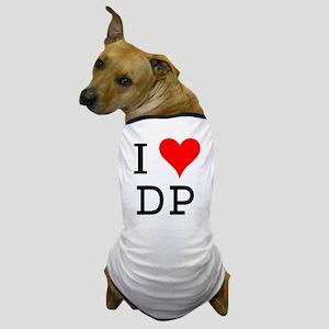 I Love DP Dog T-Shirt