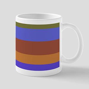 Earthy Stripes Mugs