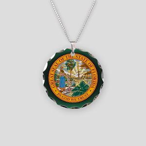 Florida Seal Necklace